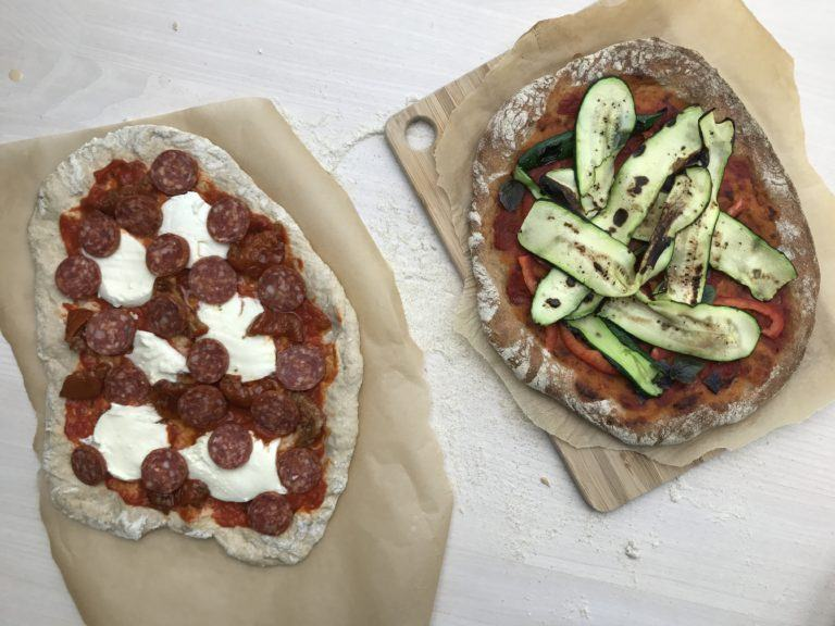 Hurtig Surdejspizza 15