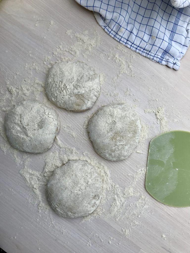 Hjemmelavet Surdejspizza 7