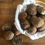 Maltboller med græskarkerner 1