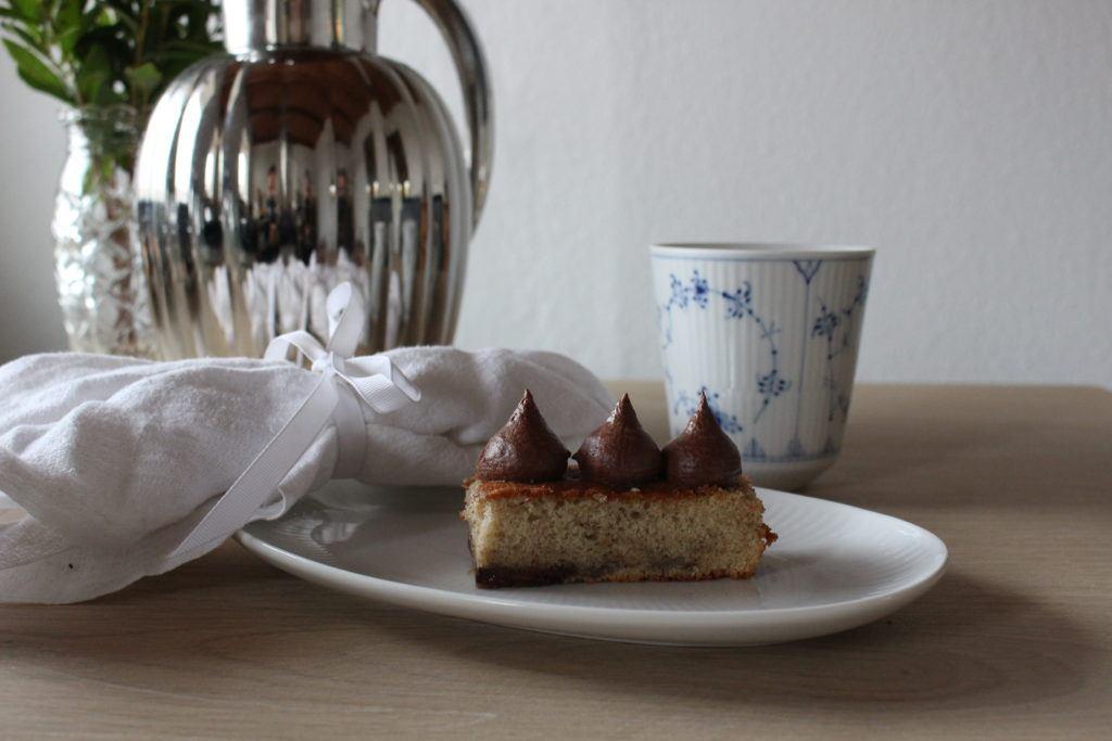 Banankage med Luksus Chokolade Ganache 1