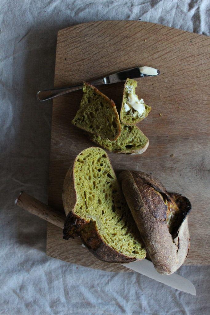 Golden Chai Brød 11