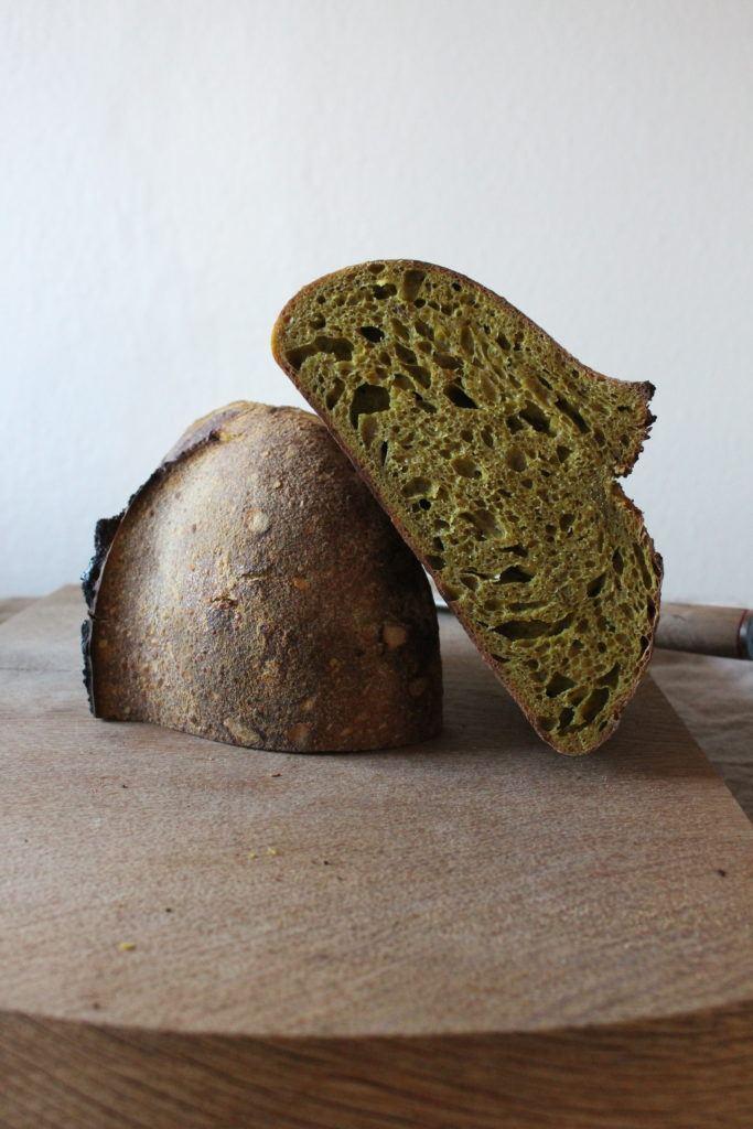 Golden Chai Brød 1